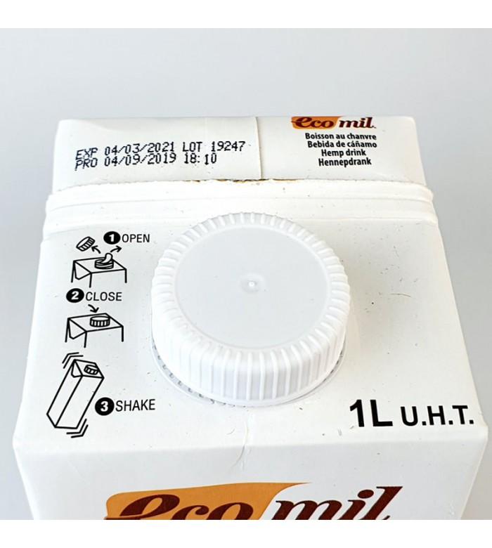 """Молоко конопляное """"ECOmil"""" 1l купить в Украине"""