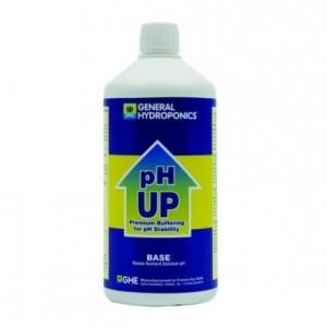 pH Up GHE жидкий повыситель pH со стабилизатором купить в Украине