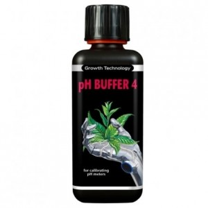 Р-р калибровочный pH Buffer 4 Growth Technology 300 мл купить в Украине