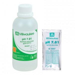Р-р калибровочный Milwaukee pH 7 (7.01) для pH-метров купить в Украине