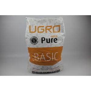 Непрессованный кокосовый субстрат Ugro Pure Basic 50 Л купить в Украине