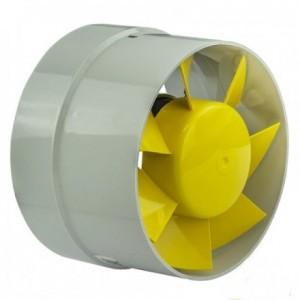Вентилятор ДОМОВЕНТ ВКО 125 на втулках купить в Украине