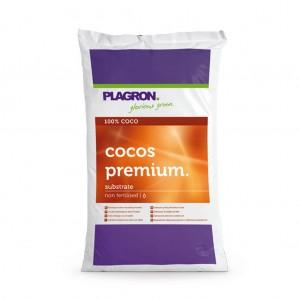 Кокосовый субстрат Plagron Cocos Premium 50 л купить в Украине