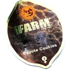 Peyote Cookies Feminised купить в Украине