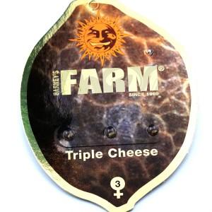 Triple Cheese Feminised купить в Украине