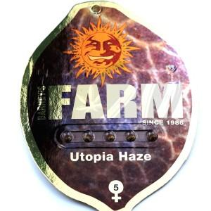 Utopia Haze Feminised купить в Украине
