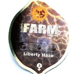 Liberty Haze Feminised купить в Украине