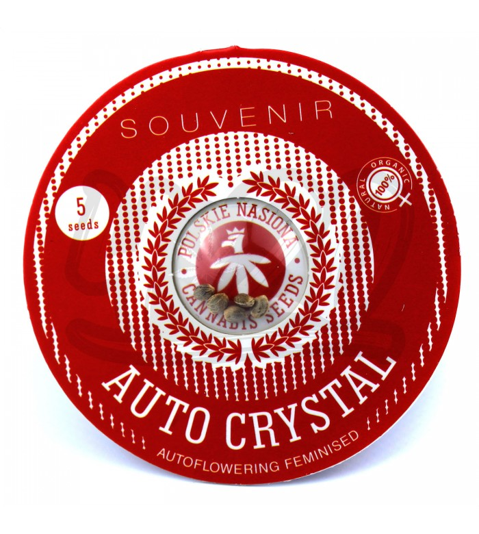 Auto Crystal Feminised купить в Украине