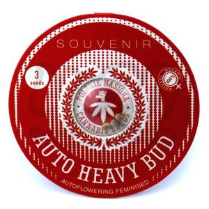 Auto Heavy Bud Feminised купить в Украине