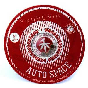 Auto Space Feminised купить в Украине