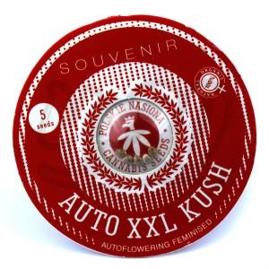 Auto XXL Kush Feminised купить в Украине