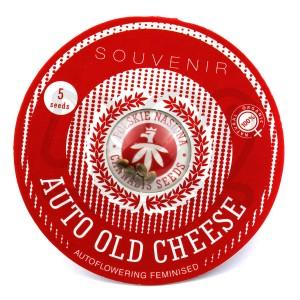 Auto Old Cheese Feminised купить в Украине