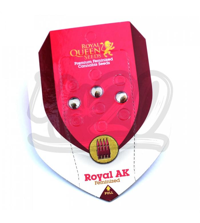 Royal AK feminised купить в Украине