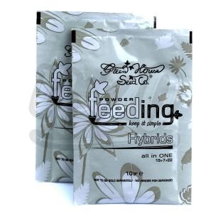 Удобрение Powder Feeding Hybrids (для гибридных растений) купить в Украине