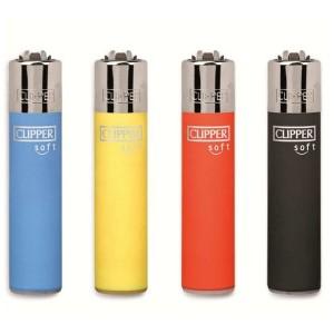 Зажигалка Clipper - Soft купить в Украине