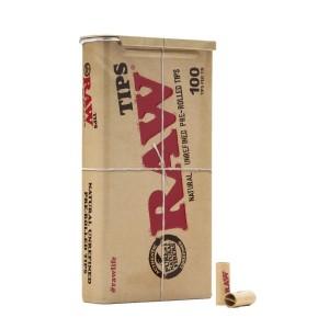 Кейс RAW Slide Top Tin + Tips купить в Украине