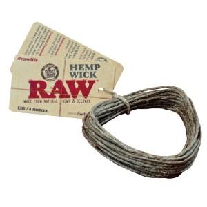 RAW Hemp Wick 4m купить в Украине