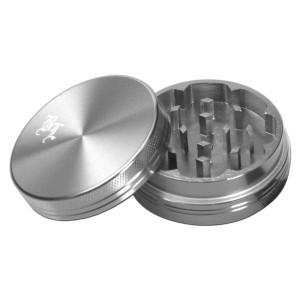 Гриндер Black Leaf 40мм - Silver купить в Украине